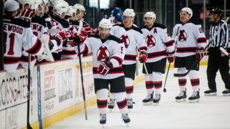 Devils Bench