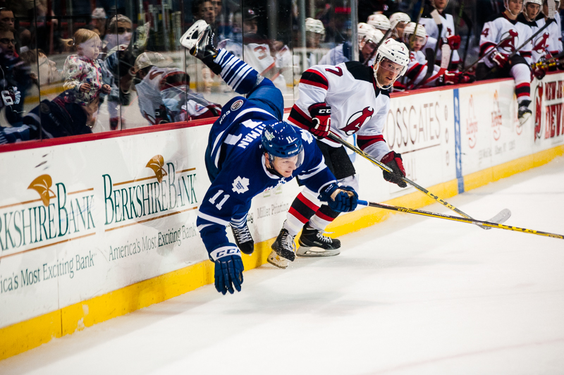 Devils vs Marlies (1)