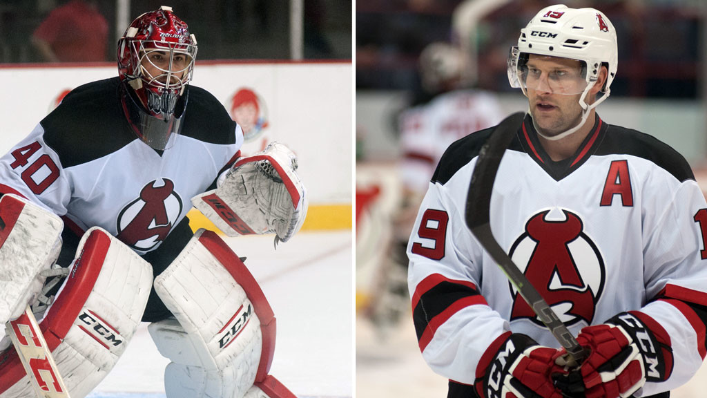 Both Yann Danis and Mike Sislo will participate in three events.