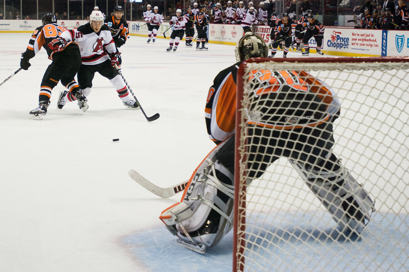 Devils vs. Phantoms (2)