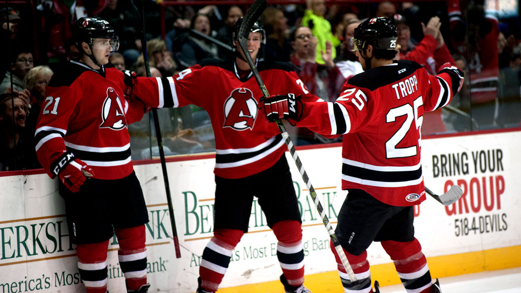 The Devils have excelled at full strength during their current winning streak