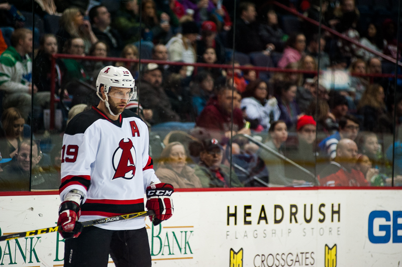 Devils vs. Sound Tigers (5)
