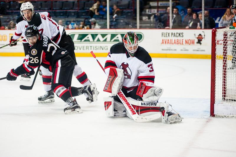 Devils vs Senators (1)