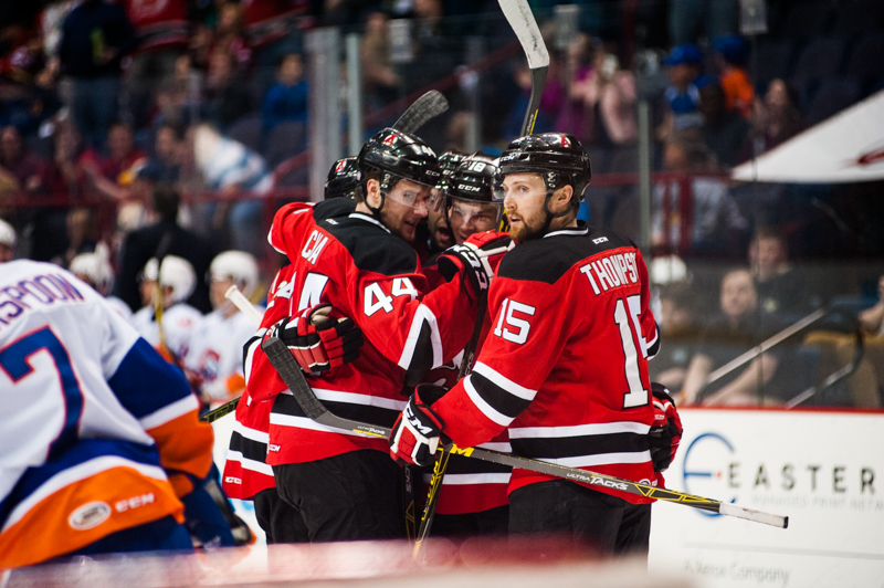 Devils vs Sound Tigers (3)