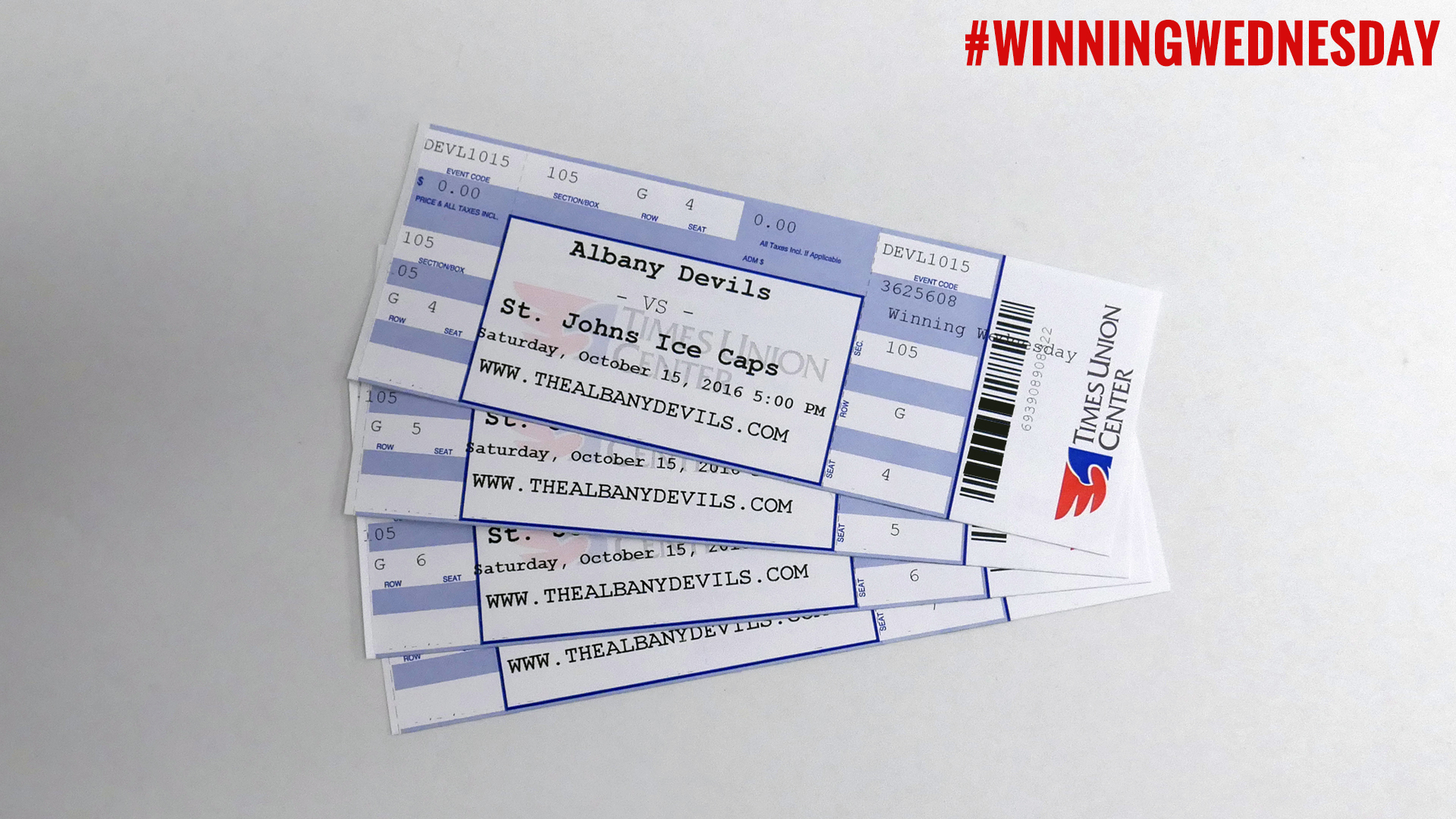 Winningwednesday 4 tickets to opening night albany devils for Northeast ski and craft beer showcase