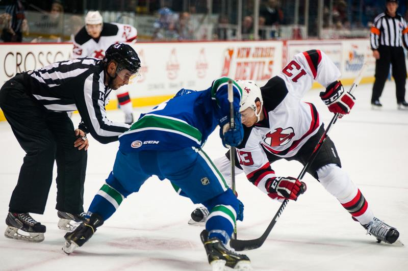 The Devils and Comets will meet Wednesday and Thursday.