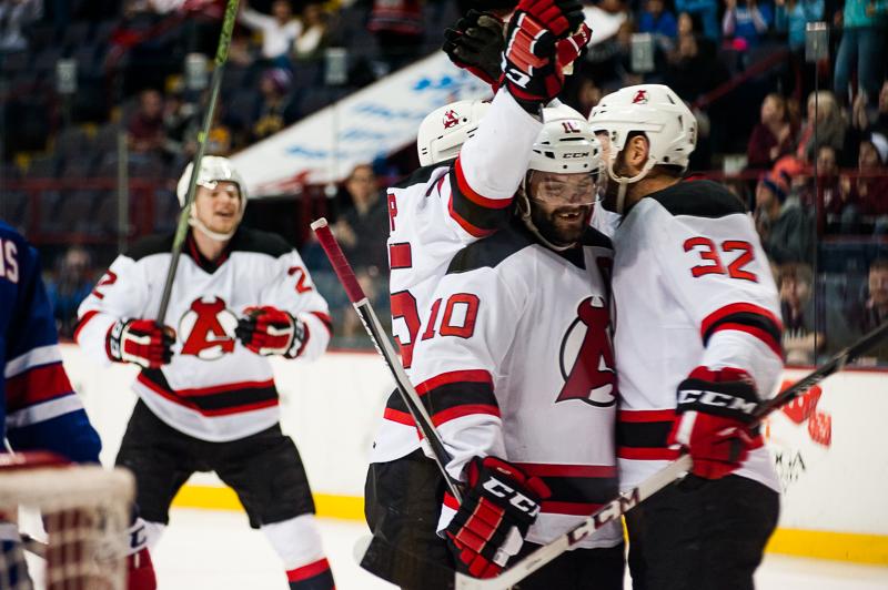 AHL: Devils Extend Home Winning Streak In 4-0 Victory