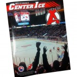 Center Ice Game Program
