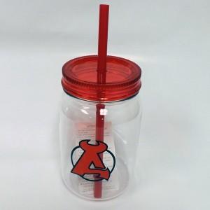 Albany-Devils-Logo-Mason-Jar-Bottle